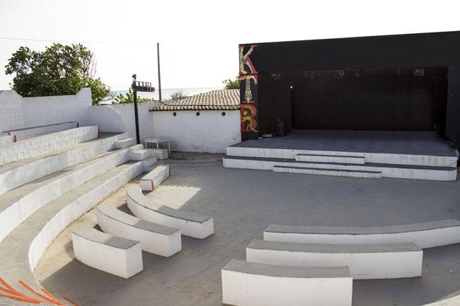 Foto anfiteatro Baia del Faro